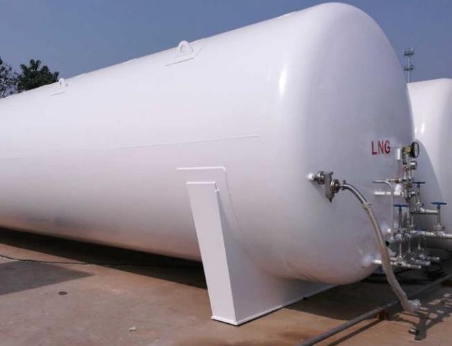 江西LNG储罐
